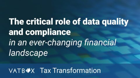 The critical role of data quality and compliance in an ever-changing financial landscape